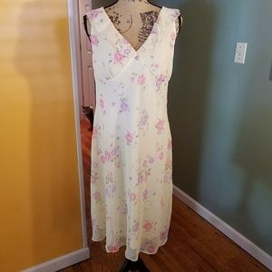 California Conepts summer breezy floral dress